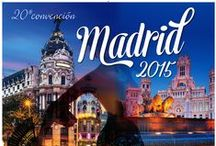 XX Convención Europamundo 2015 - Madrid, ESPAÑA / Como cada año, nuestra convención anual fue la excusa perfecta para reunir a todos nuestros operadores que, evidentemente, después de tantos años recorriendo juntos el camino, ya los consideramos nuestra familia.  Este año la convención se celebró en casa, en Madrid, España, una fantástica oportunidad para que todo el equipo Europamundo de Madrid estuviera presente.