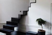 Flur & Treppenhaus / hallway. flur. diele. treppenhaus. interior.