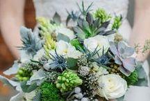 Hochzeit & Blumen / hochzeit & blumen. blumenschmuck, brautstrauß, natürliche blumendeko