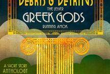 HeartStones: DEBRIS & DETRITUS / Short story about an intelligent house Becoming.