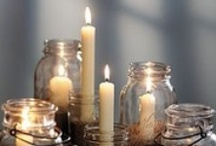 Candles  / by Lori Hiles