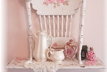 Shabby Chic  / by Lori Hiles