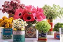 Centerpieces / by Linda Cylc {SilkStyle Events}