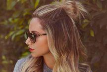 Hairstyles(: / by Brooke Howard