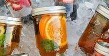 Drinks: Healthy / Smoothies, Kefir, Juices