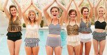 My Style: Beach Babe / Beach, Swimwear, Beach Dresses