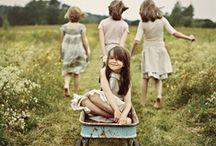 the little girl inside / by Christina Baker