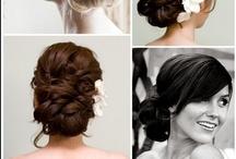 tying the knot - hair / by Katya Brook