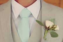 tying the knot - groom / by Katya Brook