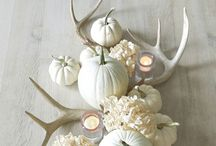 SEASONAL | Fall / Decorating for all things Fall & Festive