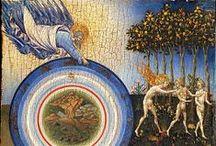 Art: Hinc Lucem et Pocula Sacra / Works originally crafted for spiritual purposes.