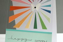 Card making / - / by Stacey Stoner Nicks
