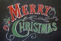 Santa Is Coming! / Christmas <3