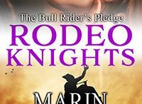 Rodeo Knights / A Multi-Author Western Romance Book series!