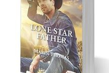 Cowboys of Stampede Texas Series / Harlequin Western Romance