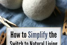 Living Green / How to live a sustainable, eco-friendly lifestyle made easy. Great tips for the millennials and Gen X person who wants to decrease their carbon footprint and protect the earth.  #greenliving #ecofriendly