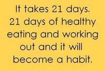 Fitness / Workouts and healthy things