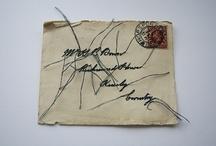 [ Stitch . Thread . Fiber ] / by Daily Poetics // Kariann Blank