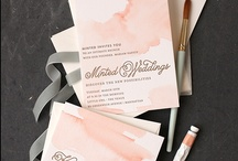 design : invitations etc. / by kate starr