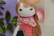 Crochet & knitting accessories & home deco