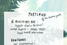 Portland Style / by Toast
