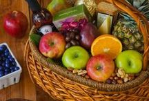 Mother's Day Fruit Baskets & Gift Towers / Mother's Day is May 10th, 2015. Stay tuned for new gifts coming soon! Fruit baskets and gift towers from The Fruit Company are filled with delicious surprises your mom will love to receive and you'll be proud to give.  / by The Fruit Company