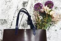 KDB / Portfolio of my handbag designs for Kelsi Dagger Brooklyn / by Lori Schaeffer