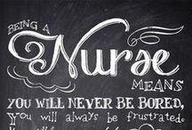 Nursing / Study and nursing things