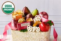 Organic Fruit Gifts / We understand the want for products grown in Organic standards, and we are happy to create beautiful gourmet fruit gifts that are Certified Organic. / by The Fruit Company