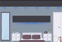 My #SpringPins Bedroom Board / My Dream #SpringPins Bedroom ;) x