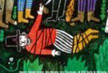 Illustratoren Bologna / Hier finden Sie 30 Illustrationen deutscher Künstler. Sie sind Teil des deutschen Gastland-Auftrittes auf der Kinder-und Jugendbuchmesse Bologna (4.-7.April 2016)  Mehr: http://www.buchmesse.de/de/gastlanddeutschland/   Here you find 30 illustrations of german artists. They are part of Germany's presentation as Guest of Honour at the Bologna Children's Book Fair. More: http://www.buchmesse.de/en/guestofhonourgermany/