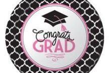 Graduation Party! / Cute Graduation products for your graduates big day!  Available at MardiGrasPartySales.com