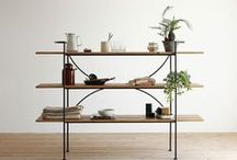 pantry + shelves