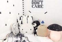 girl + room