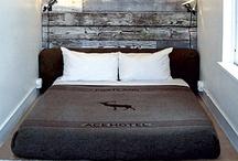 DESIGN | hotel style / hotel design inspiration / by Sam Henderson