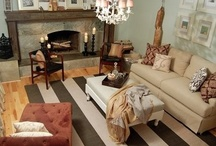 Living Spaces / by Jamie Barney