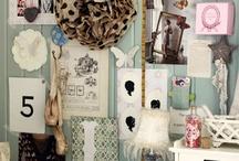 My Crafty Space / by Jamie Barney