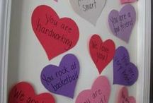 Valentine's Day - Projects and Crafts / by Amy L