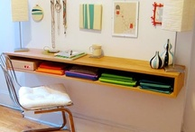 Small Space/Big Style / by Deirdre Cummins Stones