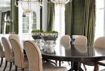 Dining Rooms / by Kelly Robson