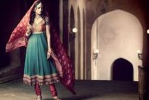 Style: Around the World / Motives of traditional and folk clothes in modern fashion from all over the world.