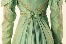 History of fashion: XIX c / Style and fashion (male, female, children, jewelry, home decor, etc.) of XIX century.