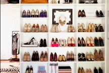 Closets & Dressing Rooms / by Kelly Robson