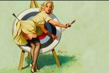 PinUp / by Jean Lake