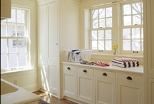 Laundry Rooms & Mud Rooms / by Kelly Robson