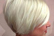 Hair Did / Haircuts and styles  / by Jen Gunson