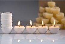 Uncommon Candles / Candles appreciated for their quality, aroma and presentation.  / by Brooke Taylor
