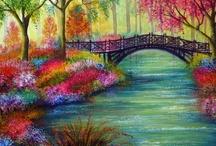 Paintings & Illustration