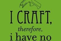 CRAFTS 101 / Stuff I wanna do one day... / by Ann Toohey