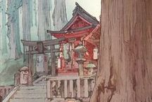 Far East / All about mysterious oriental world of Far East (Japan, Chine, Korea and other countries).